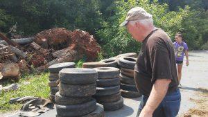 Sugar Creek Cleanup 7-14-18 3